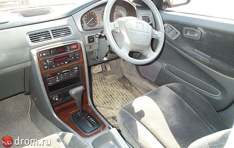 Фото Honda Domani в кузовах MA7, MA4, MA5, MA6.