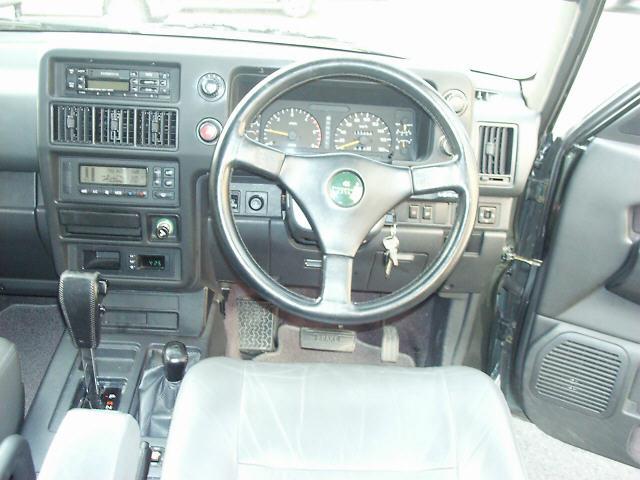Фото Honda Horizon в кузовах UBS69GWH, UBS25GWH.  1996 сентябрь.