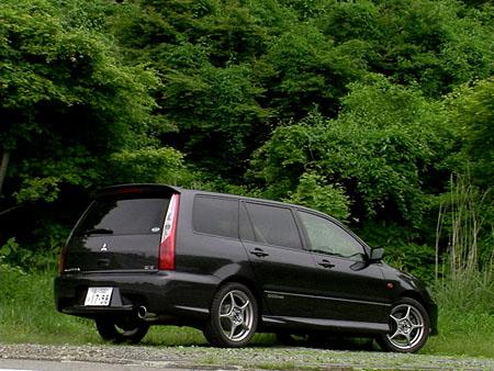 Фото Mitsubishi Lancer Cedia Wagon в кузовах CS5W.