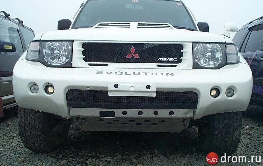 Рулевое управление...  Mitsubishi pajero схема.