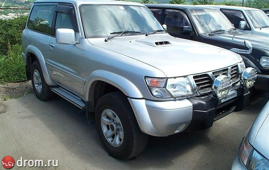 Nissan Safari'97.