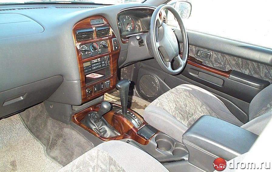 Nissan Terrano Regulus (������ ������� �������) - ������� ...