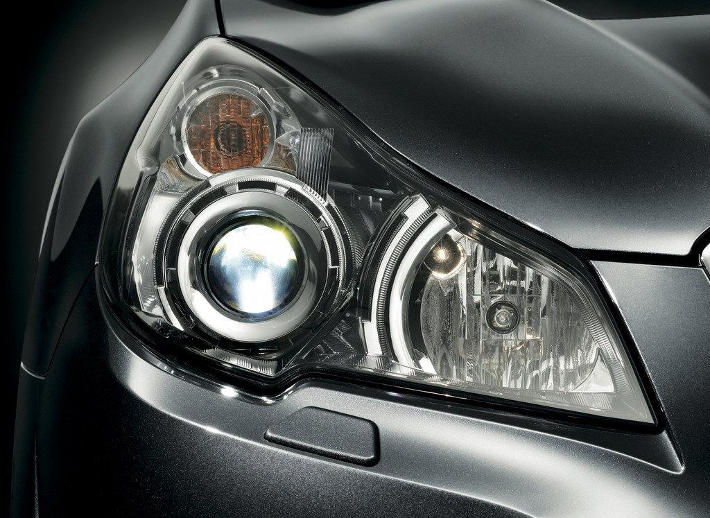 Модификации Subaru Legacy.