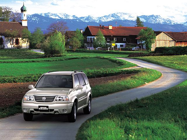 Suzuki grand escudo фото