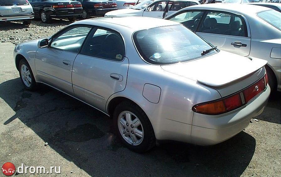 Toyota Sprinter 1992 - Fotos de coches - Zcoches