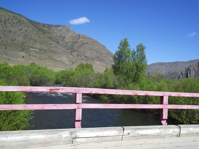 Знаменитая речка Сарма