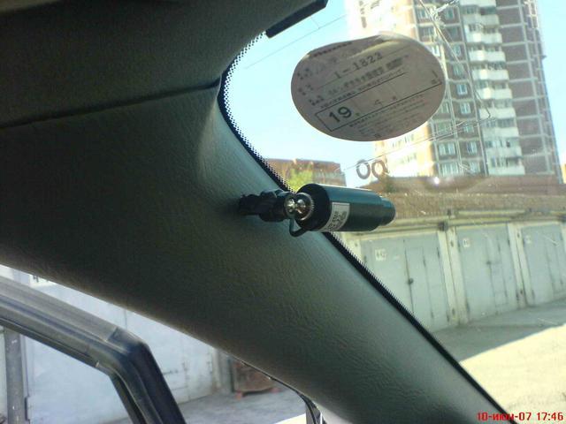 Камера обгона для праворульных машин своими руками 42