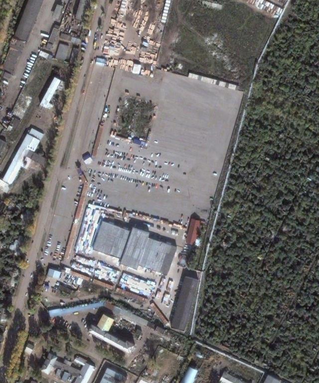 снимки со спутника уфа