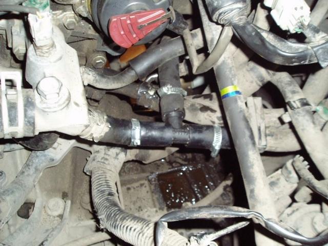 Установка подогрева двигателя 3S/4S-FE.