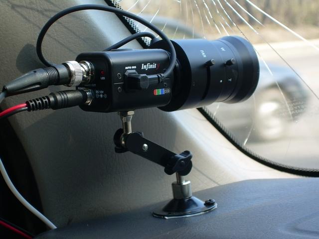 Камера обгона для праворульных машин своими руками 14
