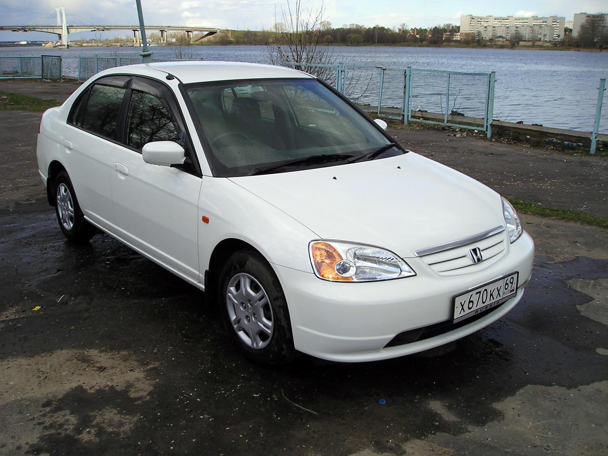 Honda Civic Ferio 2001.