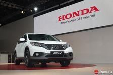 Honda CR-V � 2012 ����