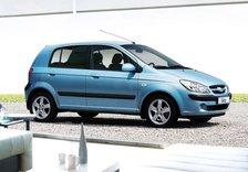 Hyundai Getz � 2002 �� 2009 ���