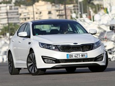 Kia Optima  2012 