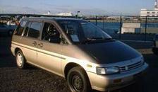 Nissan Prairie � 1988 �� 1995 ���