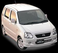 Suzuki Wagon R Solio � 2000 �� 2005 ���