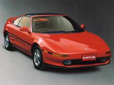 Toyota MR2 � 1989 �� 1999 ���