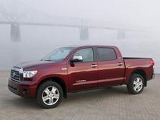 Toyota tundra с 2007 года