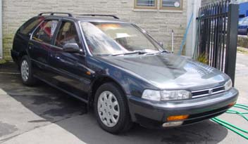 Honda Accord Wagon 1991