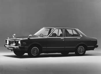 Nissan on Nissan Stanza Pictures 1977