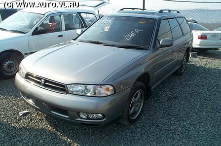 Subaru Legacy Wagon. Subaru Legacy Wagon 1996