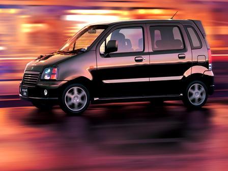 Suzuki Wagon R RR