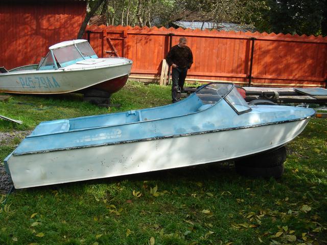 Дром лодок прогресс