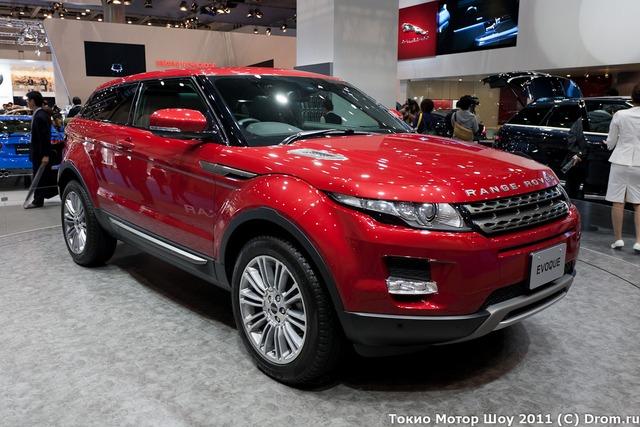 Range Rover Evoque Coupe Pure