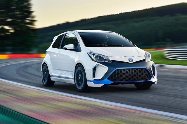 Toyota Yaris-R Hybrid