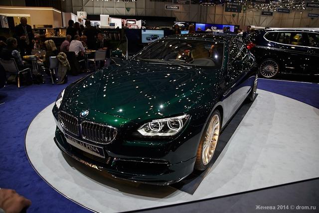BMW Alpina B6 Bi-Turbo Gran Coupe Allrad