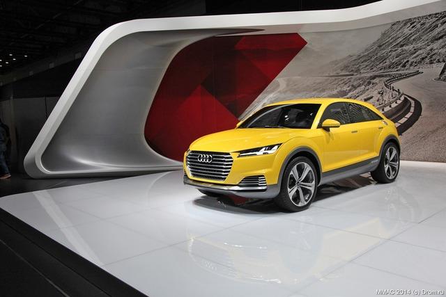 Audi Offroad concept