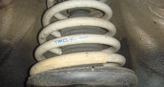 Укороченные пружины ТРД