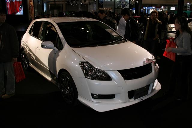 Toyota Blade TRD