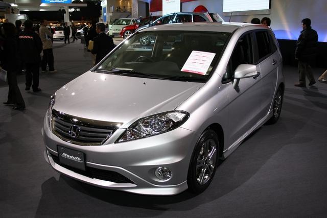 Honda Edix Modulo