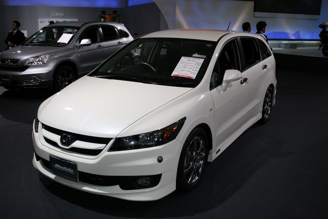 Honda Stream Modulo