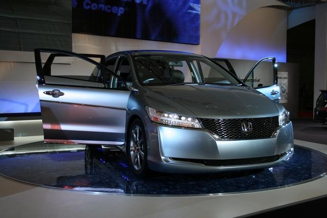 Honda Stream Exclusive Concept