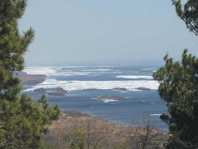 Фото реки зея зимой