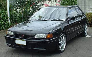Thread: History of the Mazda Protege